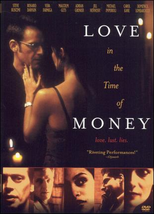 affiche du film Love in the Time of Money