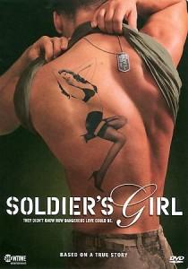 affiche du film Soldier's Girl (TV)