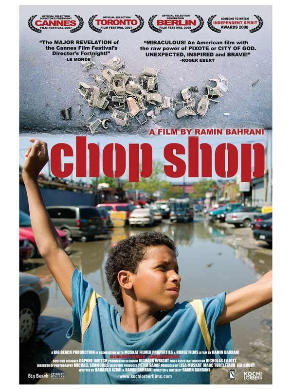 affiche du film Chop Shop