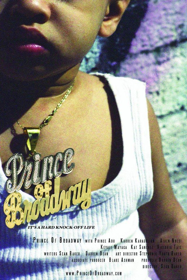 affiche du film Prince of Broadway