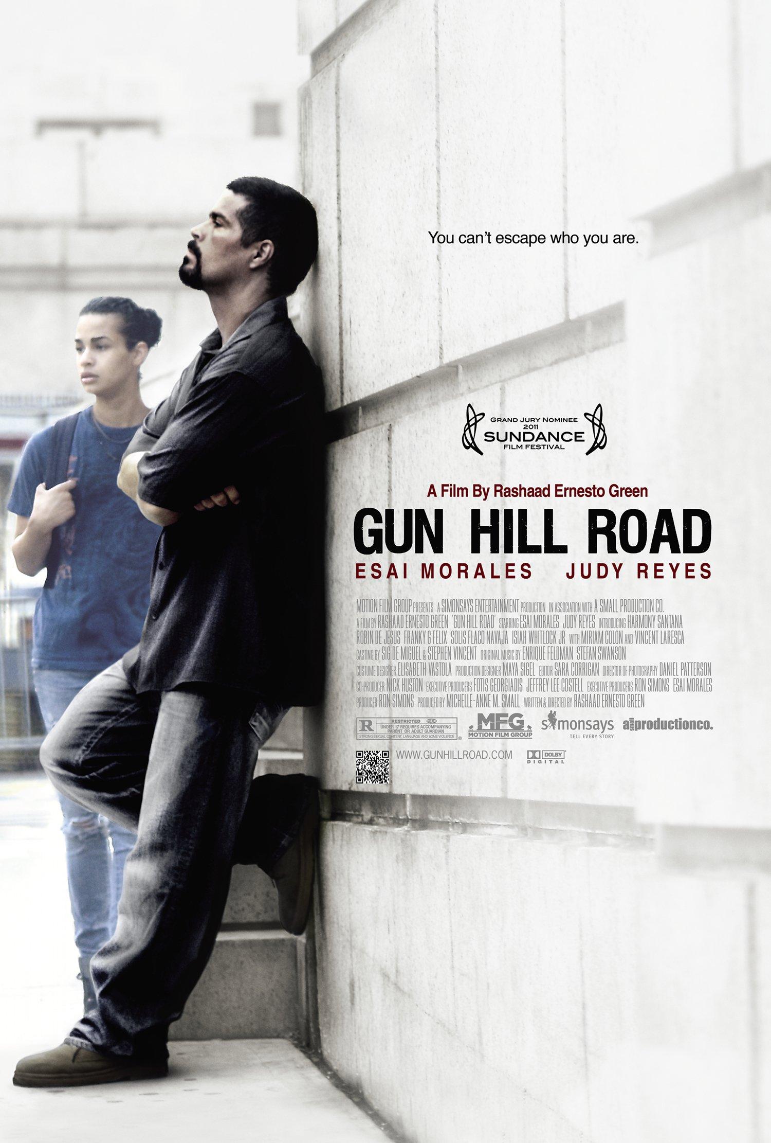 affiche du film Gun Hill Road