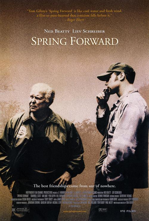affiche du film Spring Forward