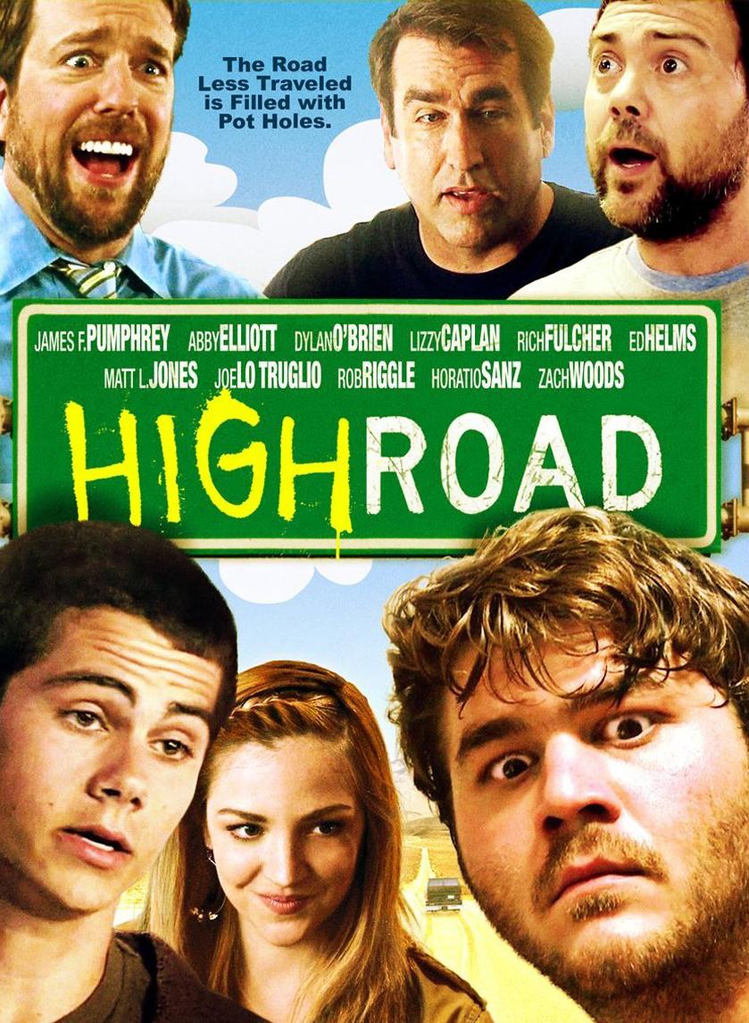 affiche du film High Road