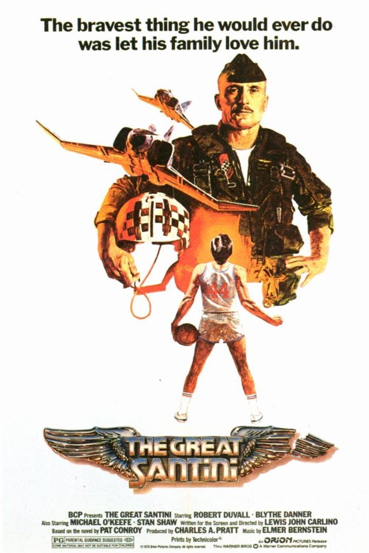 affiche du film The Great Santini