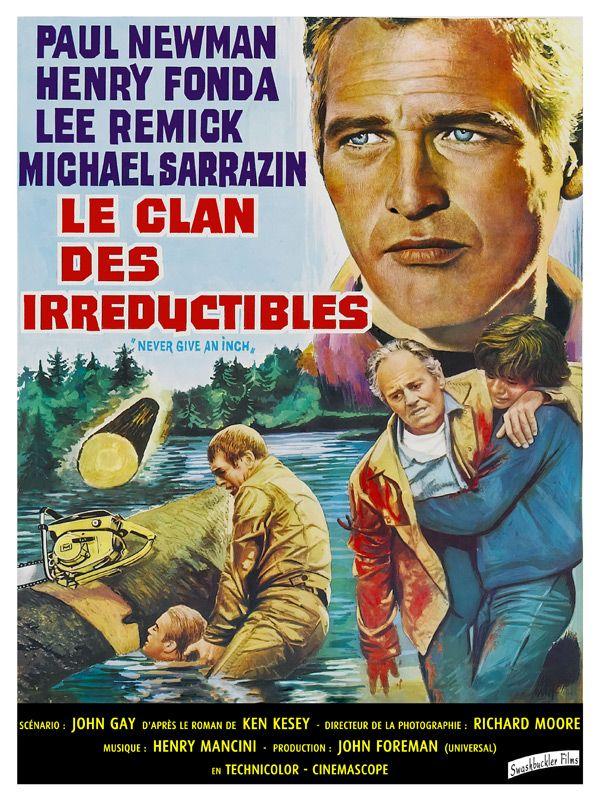 affiche du film Le clan des irréductibles