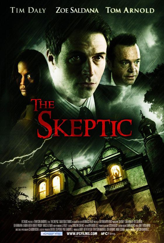 affiche du film The Skeptic