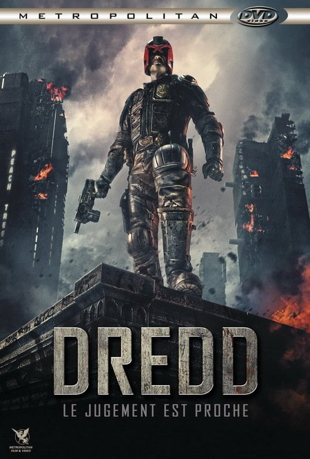 affiche du film Dredd