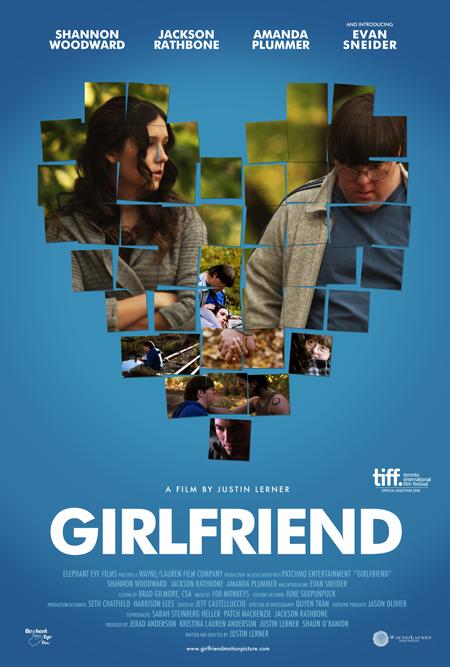 affiche du film Girlfriend