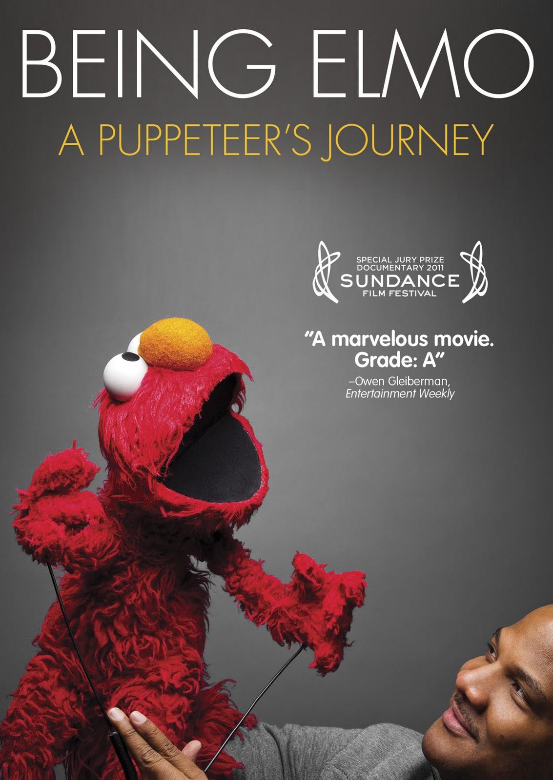 affiche du film Being Elmo: A Puppeteer's Journey