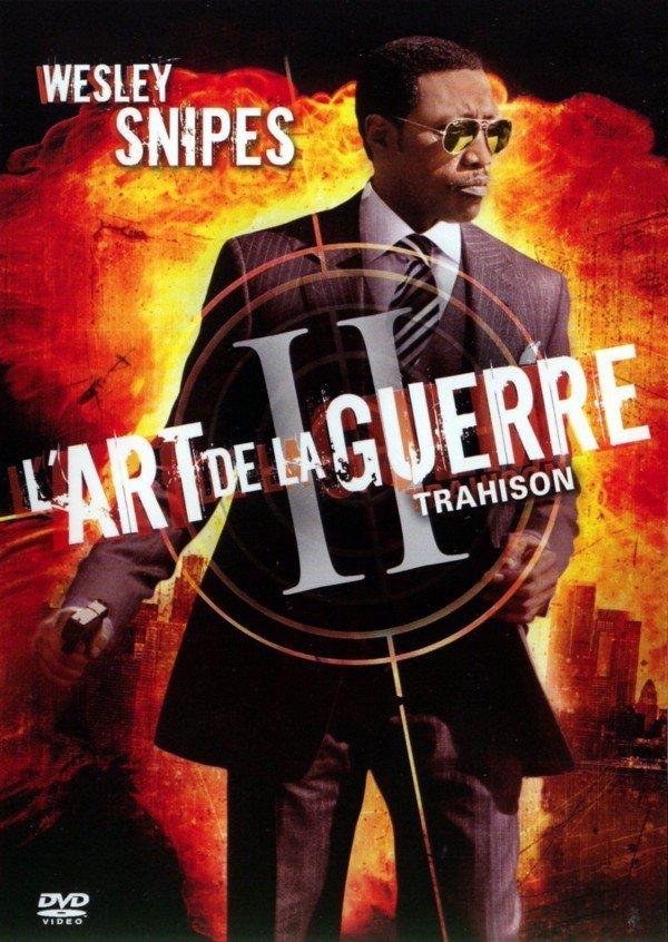 affiche du film L'art de la guerre 2 : Trahison