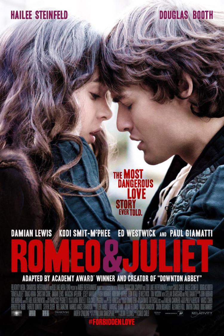 affiche du film Romeo & Juliet (2013)