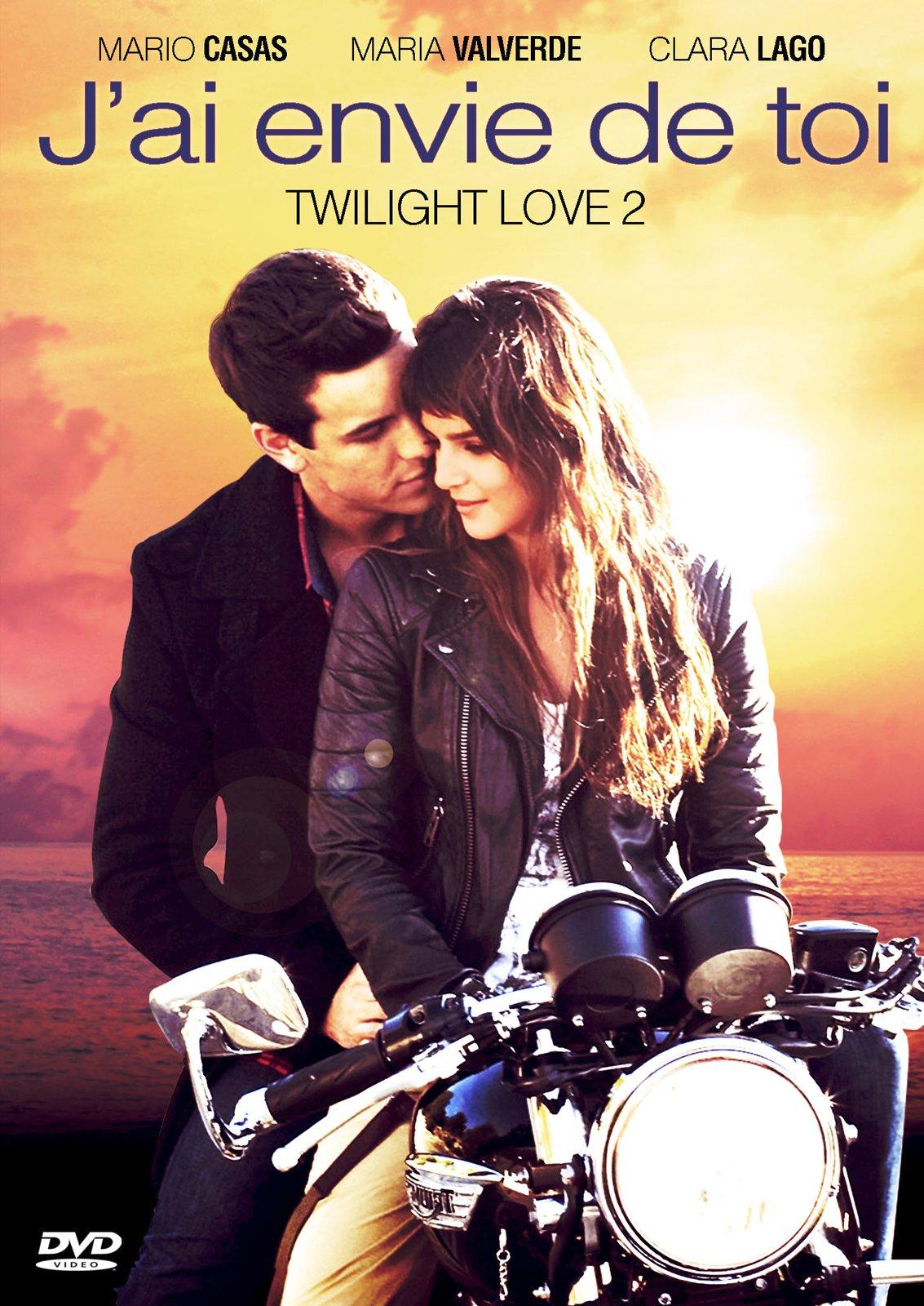 affiche du film Twilight Love 2