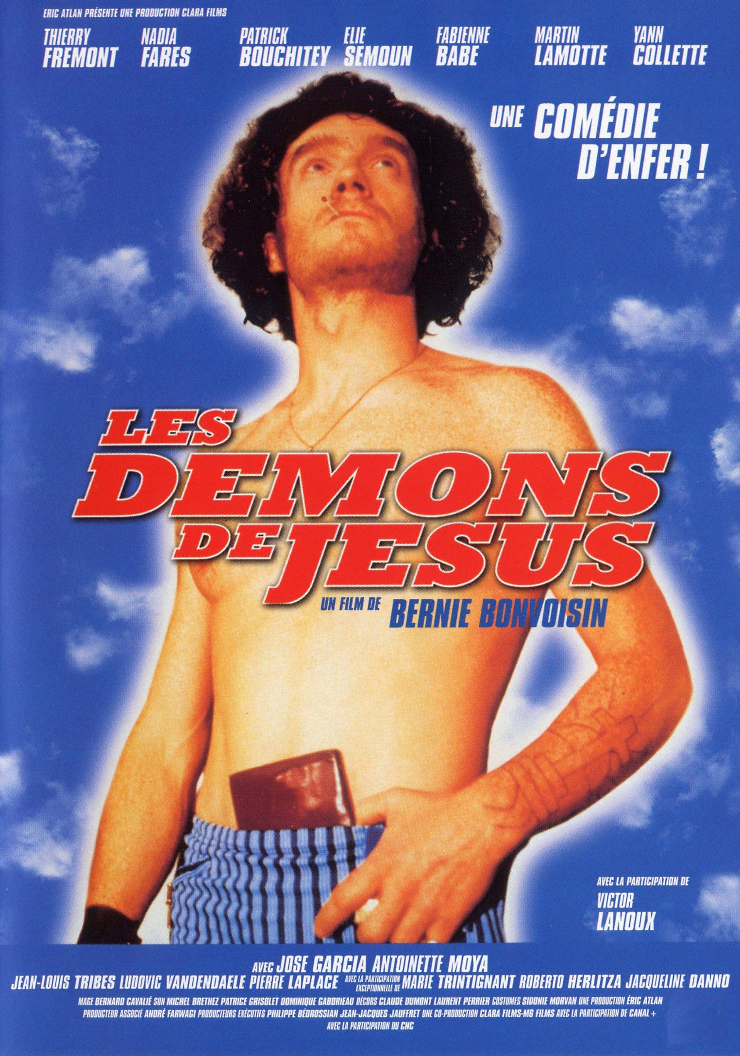 affiche du film Les démons de Jésus