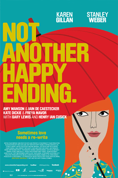 affiche du film Not Another Happy Ending
