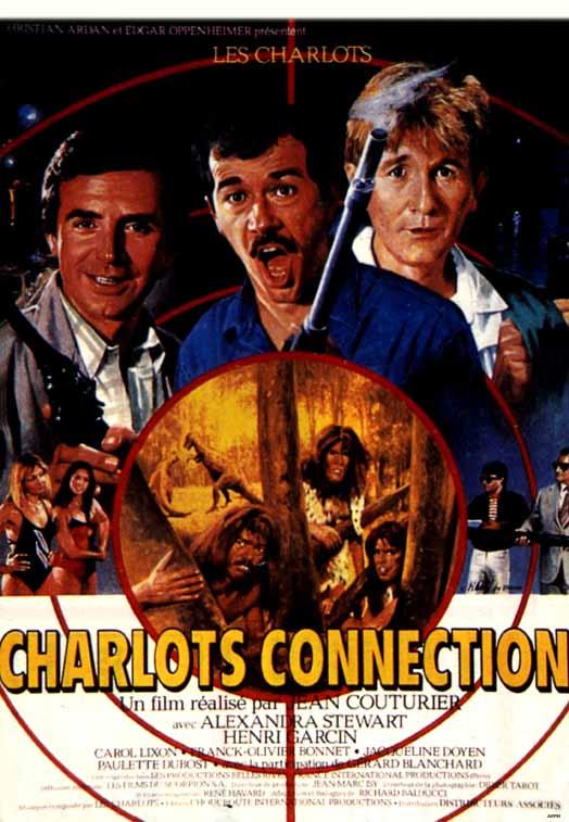 affiche du film Charlots connection