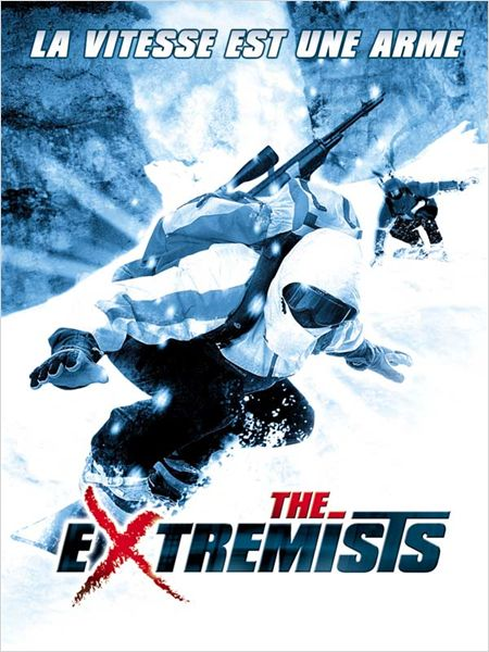 affiche du film The Extremists