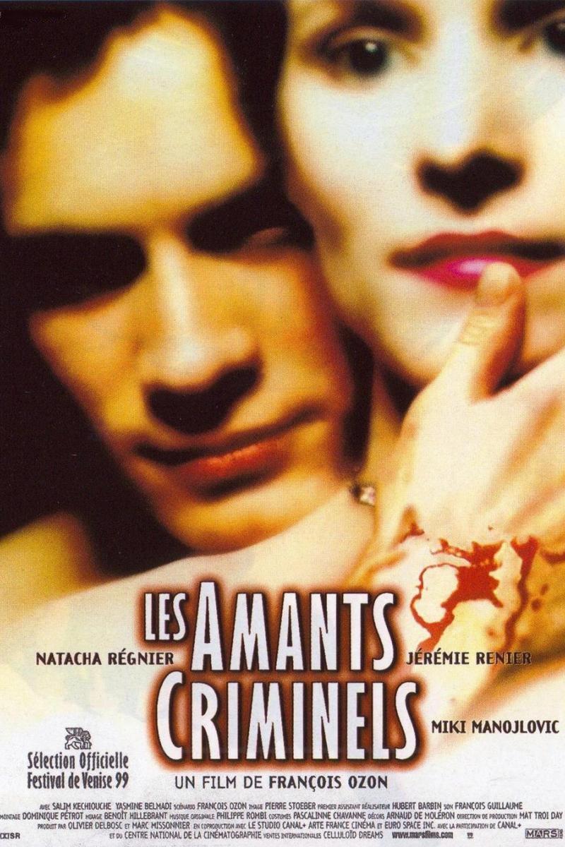 affiche du film Les amants criminels