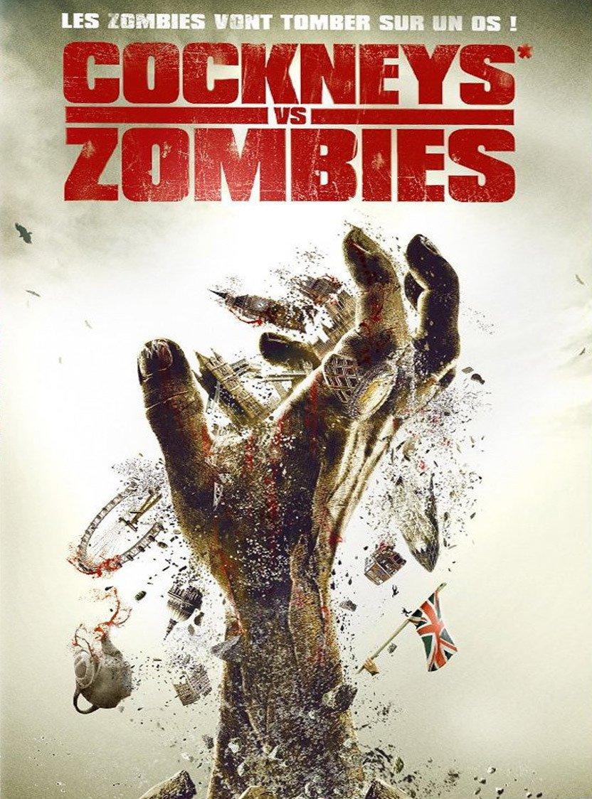 affiche du film Cockneys vs Zombies