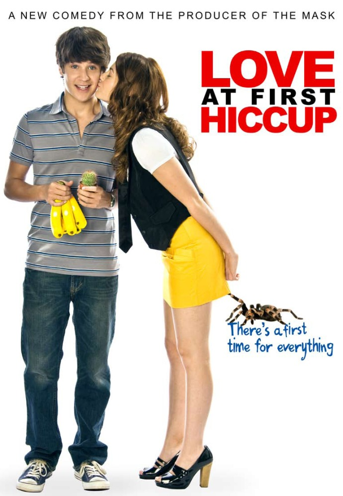 affiche du film Love at First Hiccup