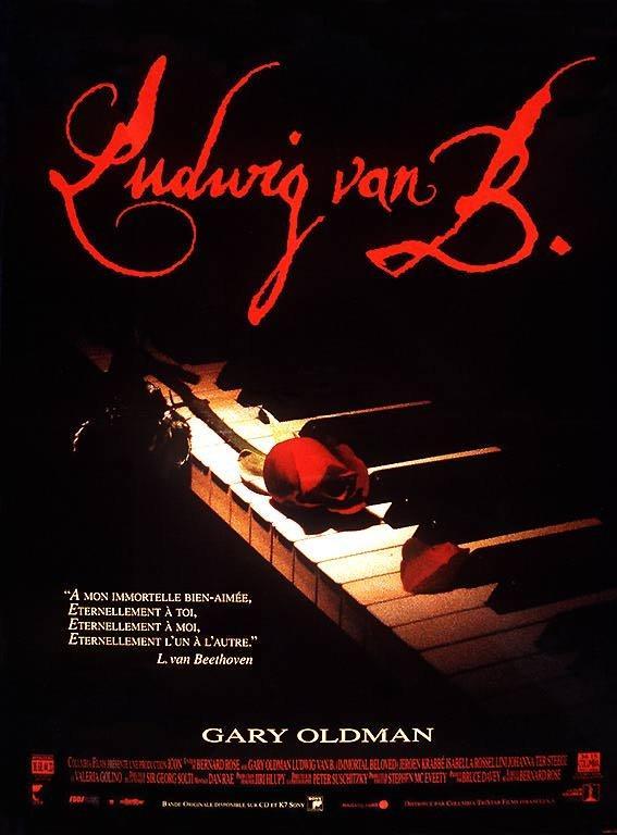 affiche du film Ludwig Van B.