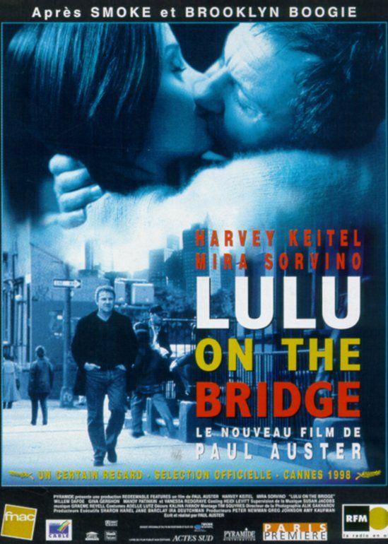 affiche du film Lulu on the Bridge