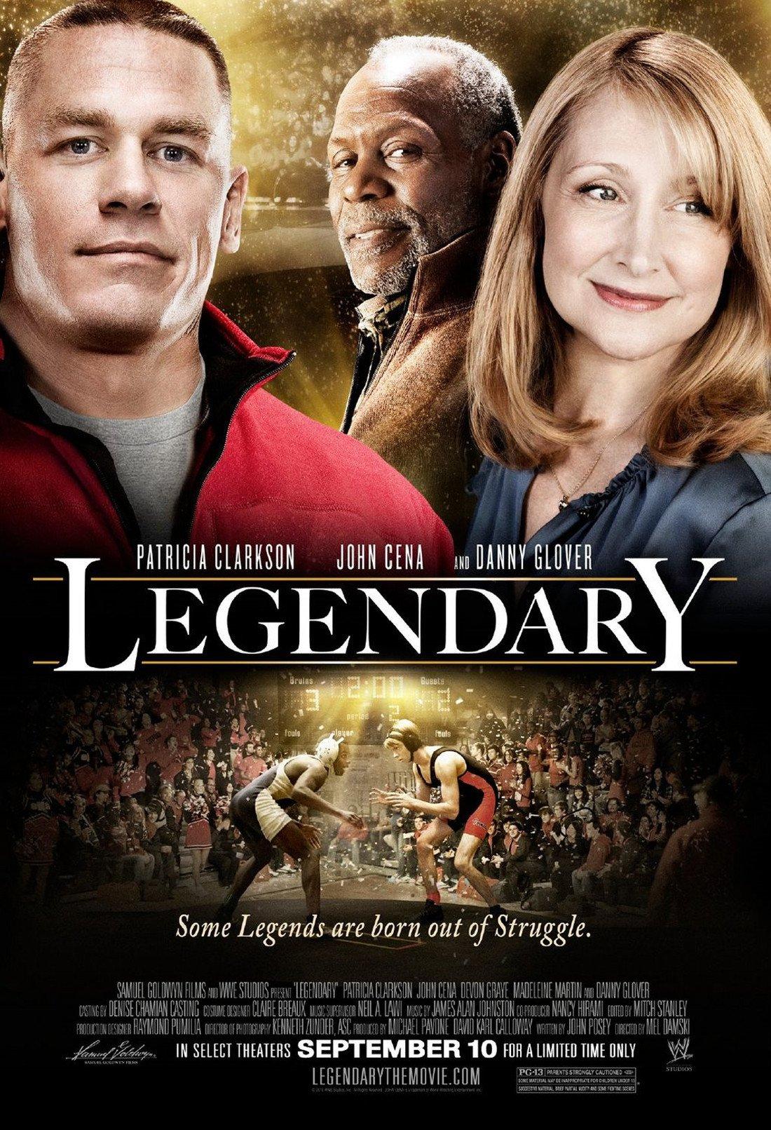 affiche du film Legendary