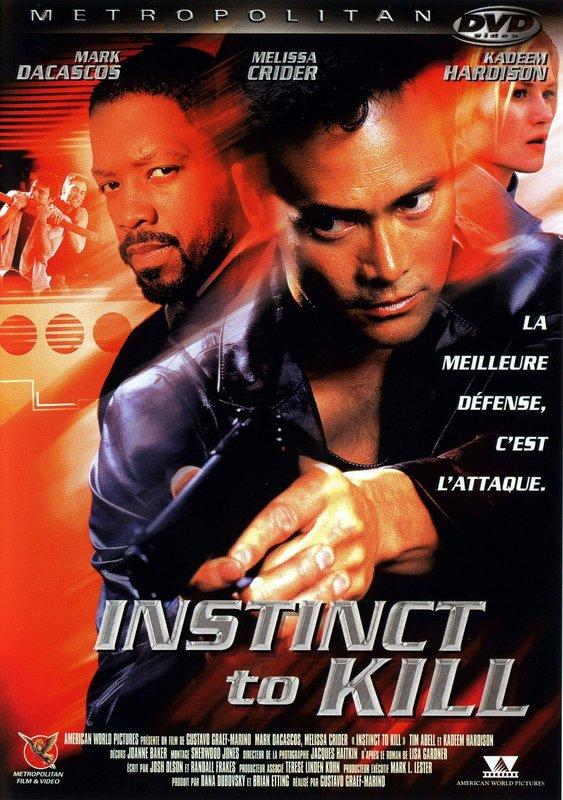 affiche du film Instinct to Kill