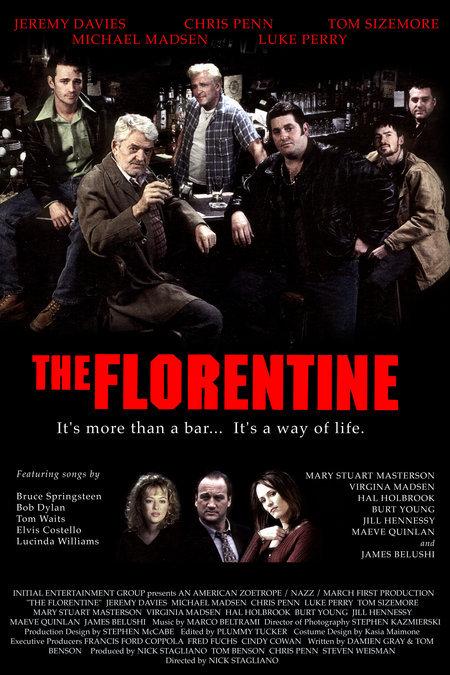affiche du film The Florentine