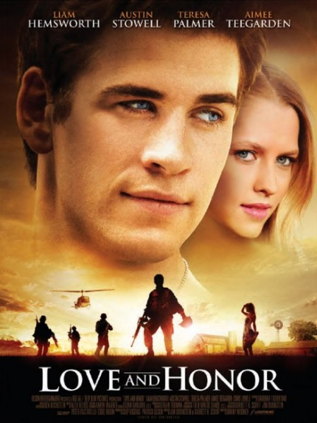 affiche du film Love and Honor