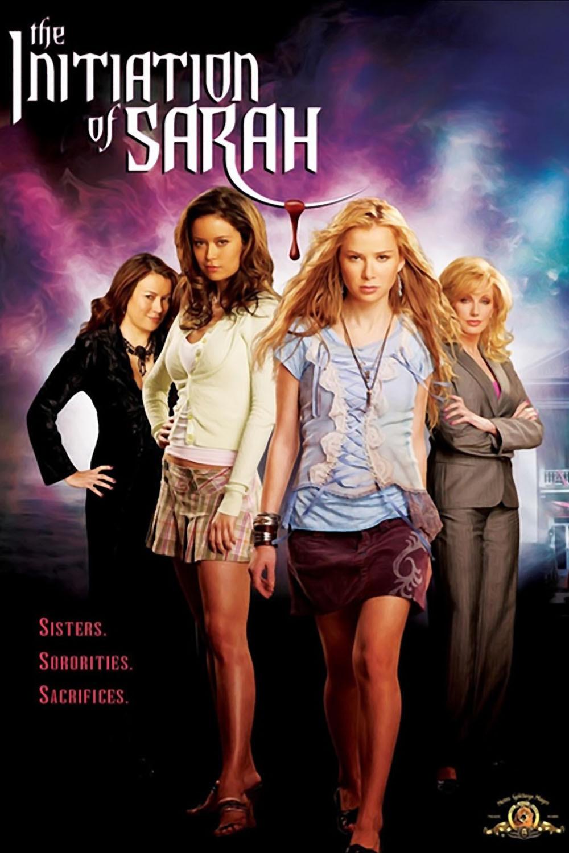 affiche du film L'initiation de Sarah (TV)