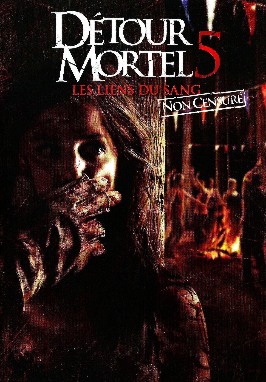 affiche du film Détour mortel 5 : Les liens du sang