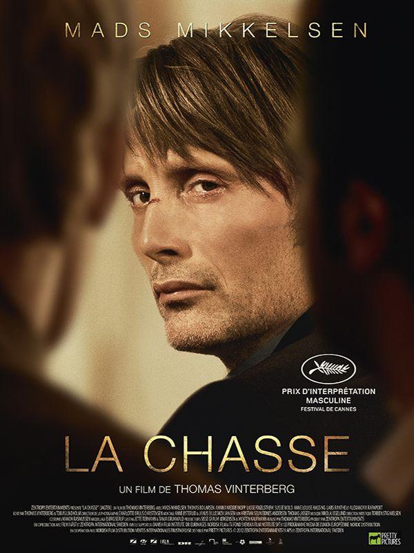 affiche du film La Chasse