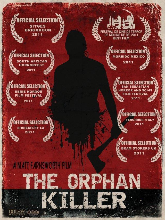 affiche du film The Orphan Killer
