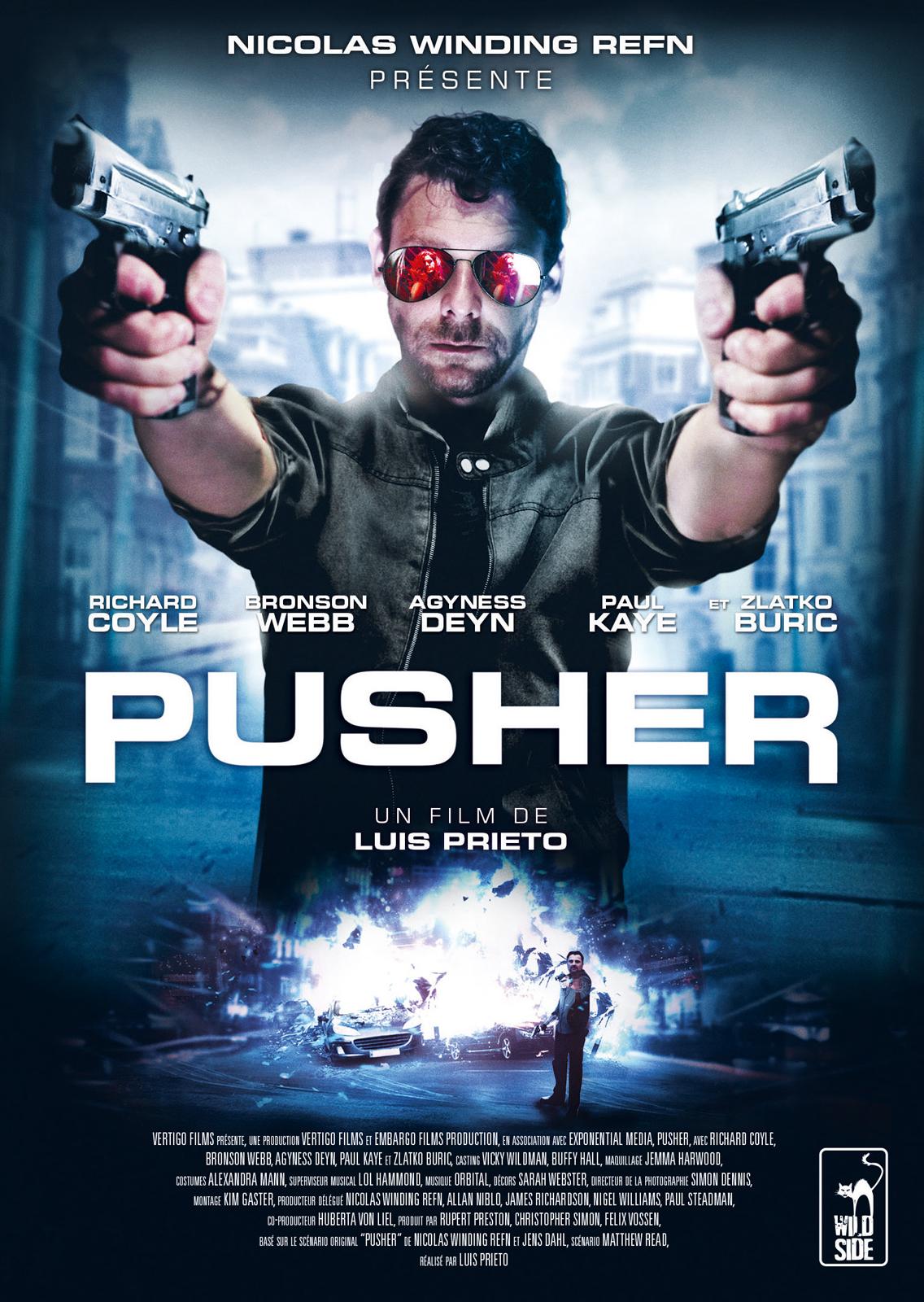 affiche du film Pusher (2012)