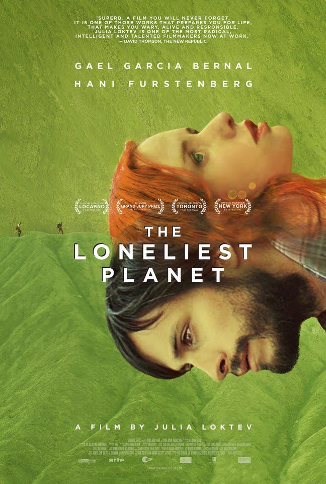 affiche du film Voyage en terre solitaire