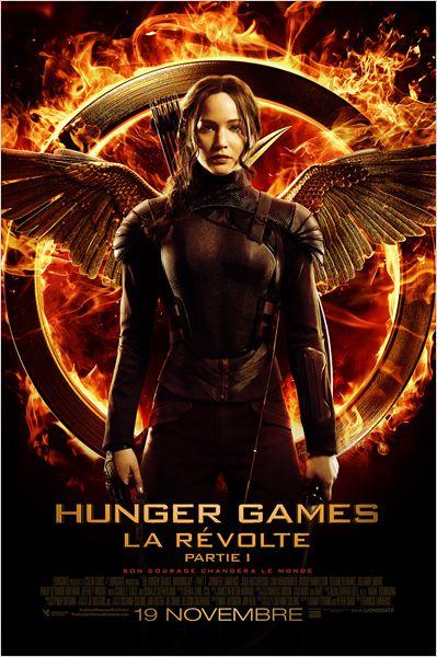 affiche du film Hunger Games - La révolte : 1ère partie