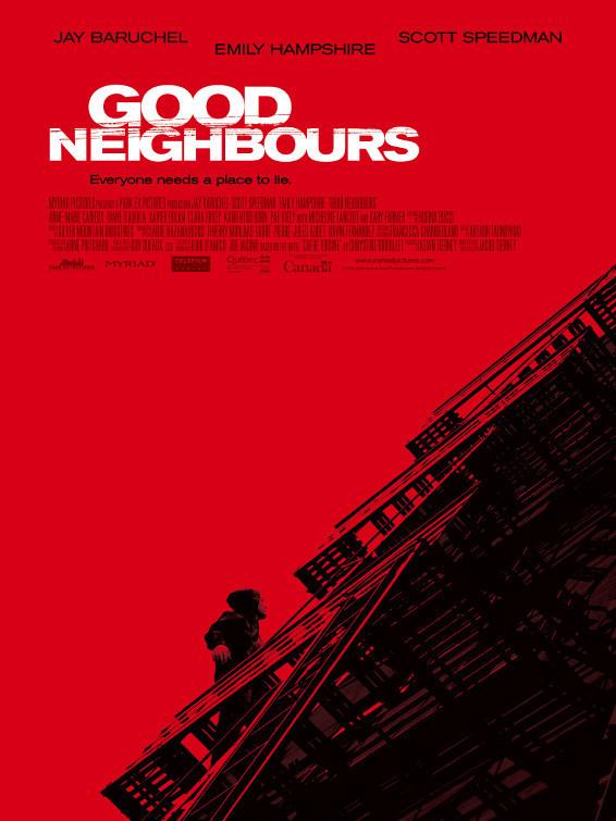 affiche du film Good Neighbours
