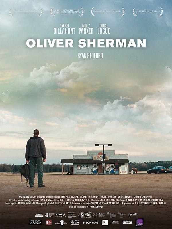 affiche du film Oliver Sherman