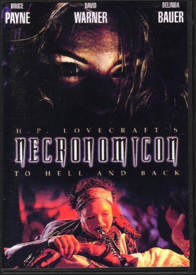 affiche du film Necronomicon