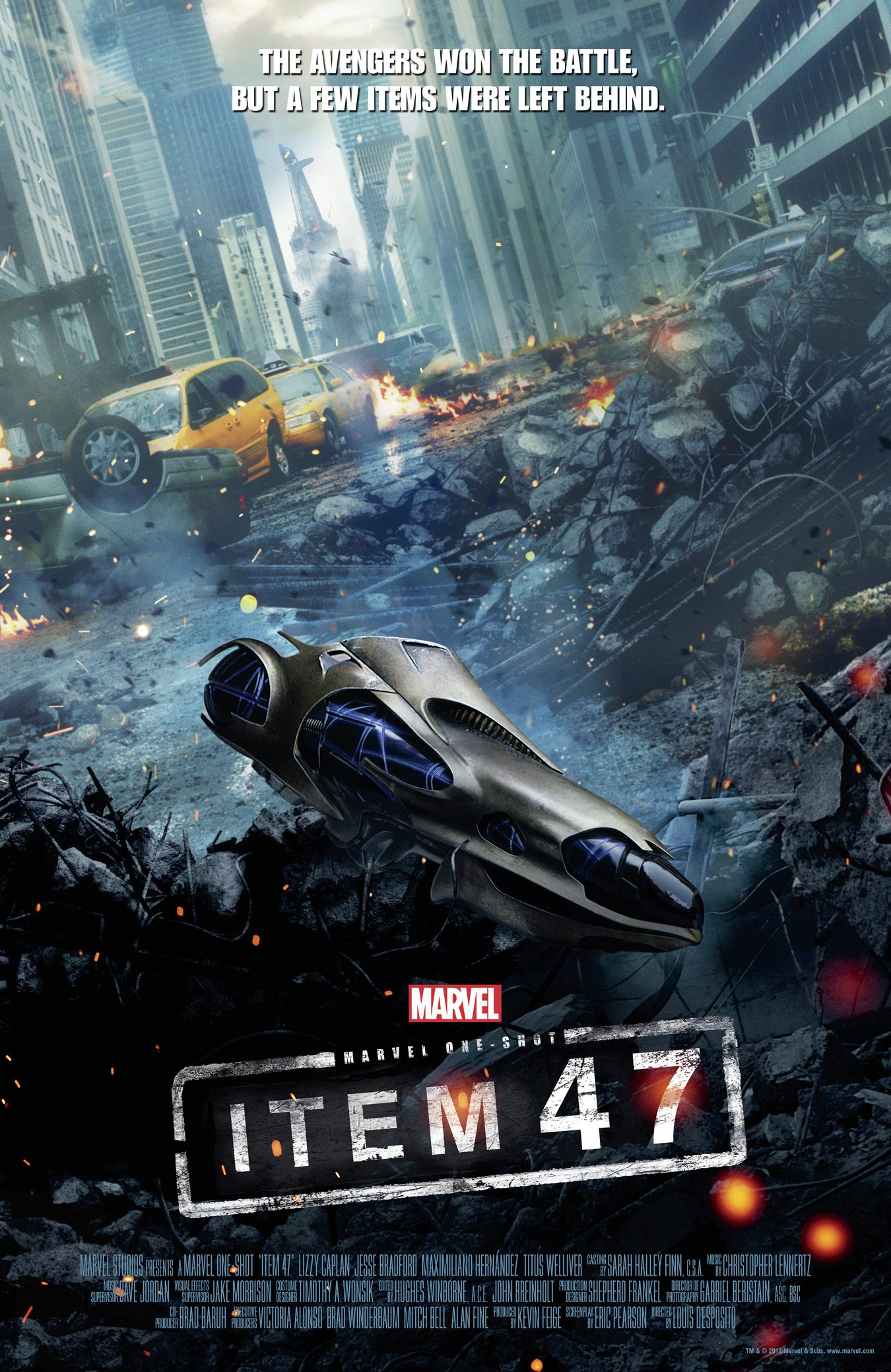 affiche du film Article 47