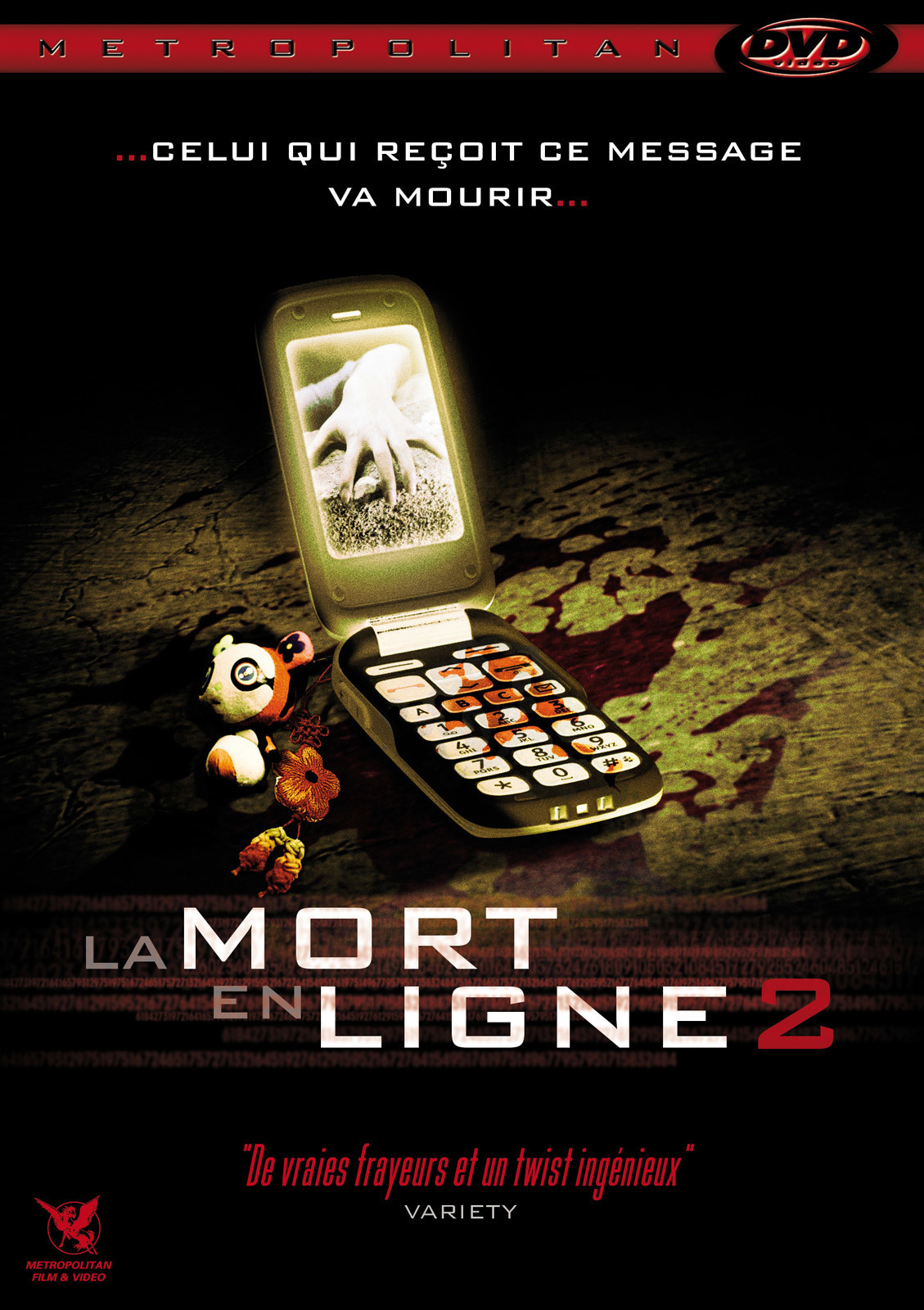 affiche du film La mort en ligne 2