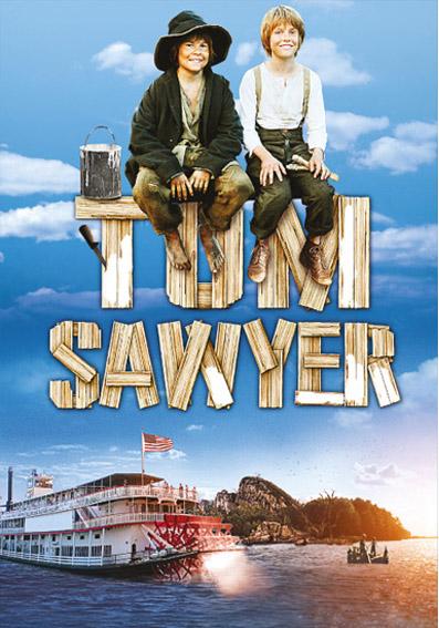 affiche du film Tom Sawyer
