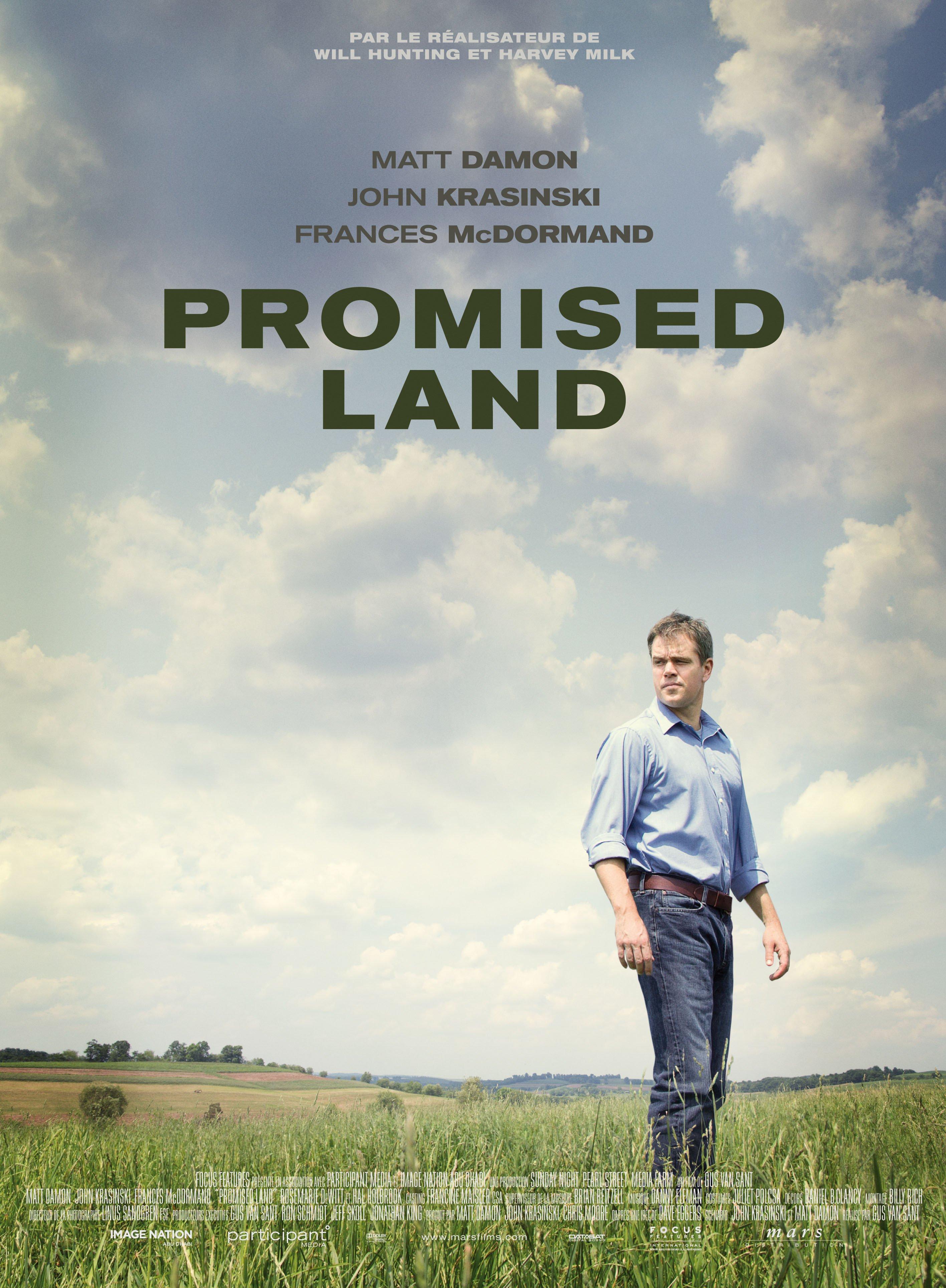 affiche du film Promised Land (2012)