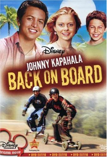 affiche du film Johnny Kapahala (TV)