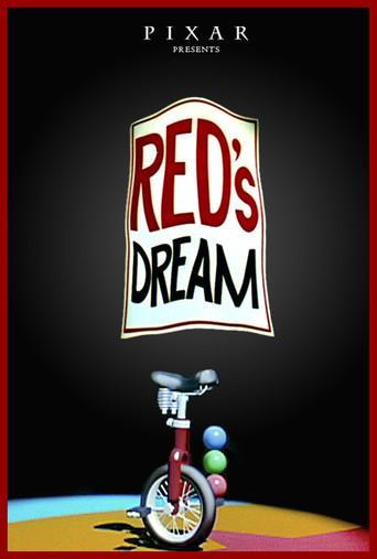 affiche du film Le rêve de Rouge