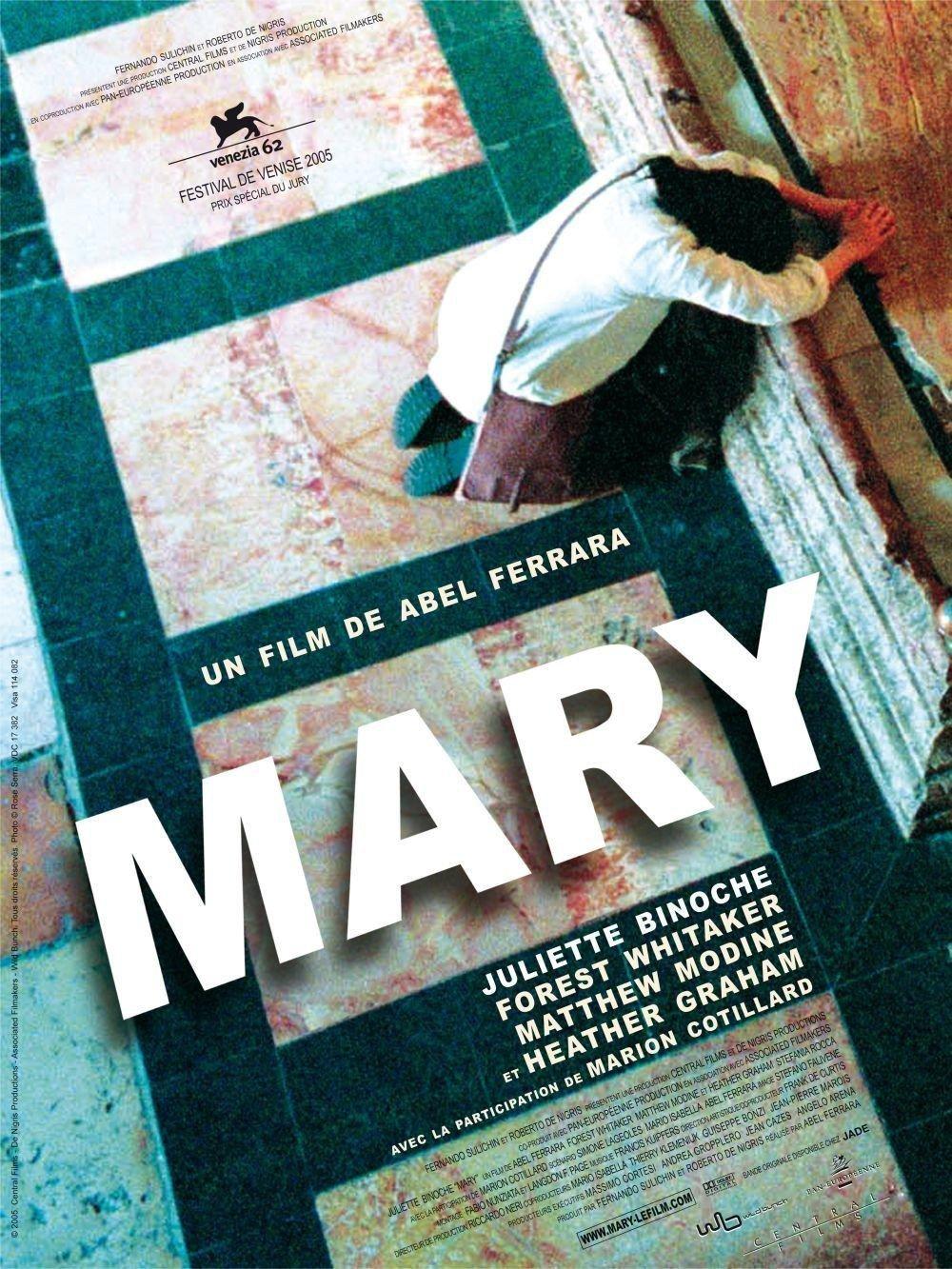 affiche du film Mary (2005)