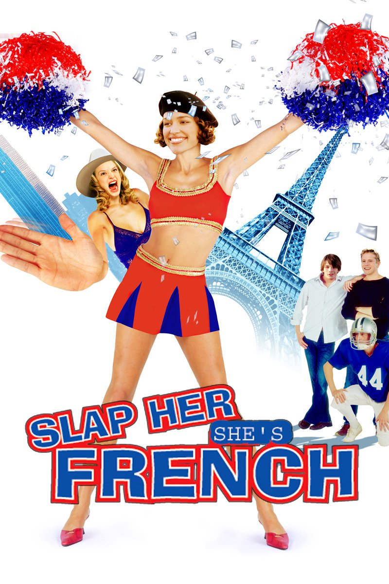 affiche du film Slap Her, She's French