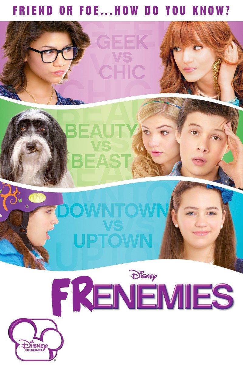 affiche du film Amiennemies (TV)