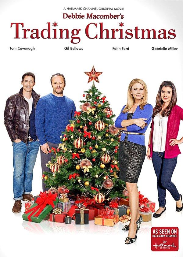 affiche du film Les chassés-croisés de Noël (TV)