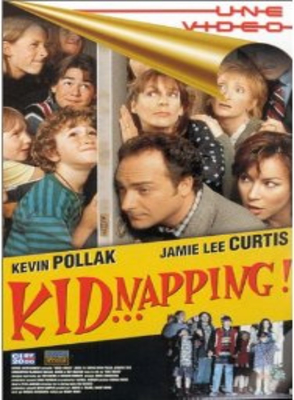 affiche du film Kid...napping !